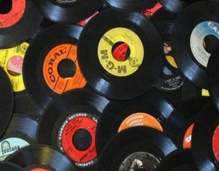 Repurpose Vinyl Records