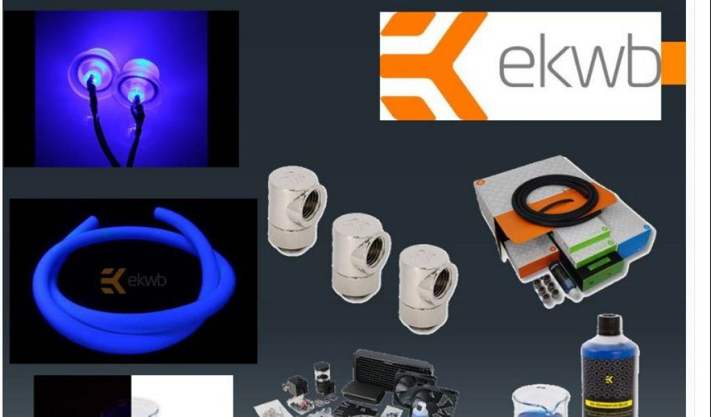Ekwb.com offers best Liquid cooling solution for hpc processors