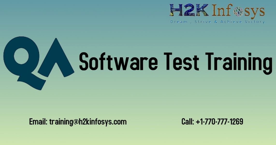 Software Test Training