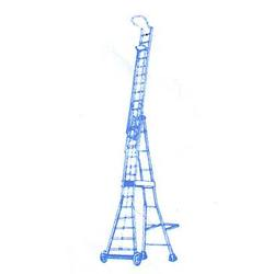 Aluminum Self Support Extension Ladder suppliers in india
