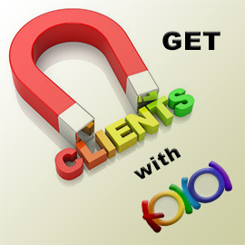 PROMO - 40 New Clients for about €40