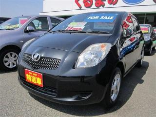 Used Toyota Vitz 1999-2011 Models From Japan
