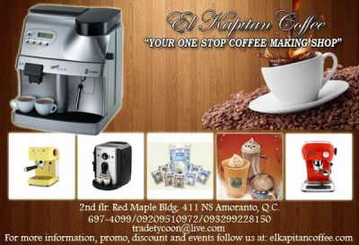 Best Espresso Machine Supplier in the Philippines