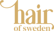 Clip on set hair extensions in Sweden