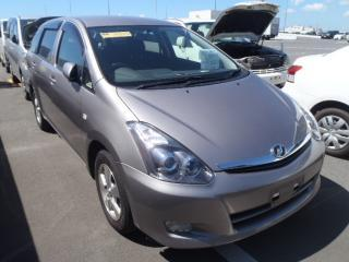 Used Toyota Wish 2003-2011 Models For Sale From Japan