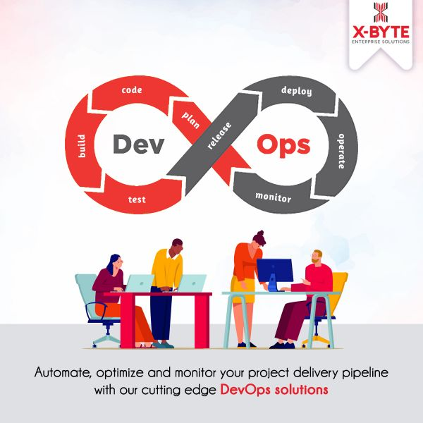 Top DevOps Development Consulting Service Provider Company in USA | X-Byte Enterprise Solutions