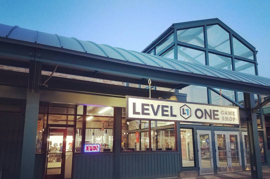 Level One Game Shop - Tabletop & Board Game Store Kansas City