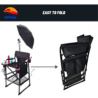 Find the Best Makeup Artist Folding Chair on Cal Camp