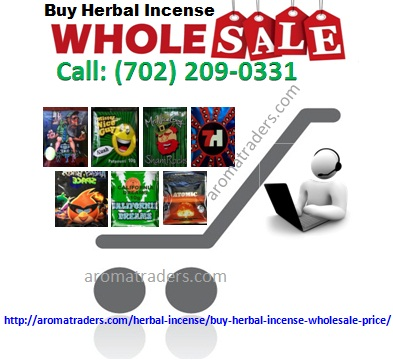 Buy Herbal Incense Wholesale Price