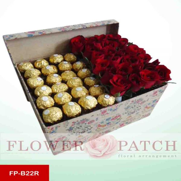 Fresh Flowers in Makati and Amazing Gifts for Valentine's day from Flower Shops