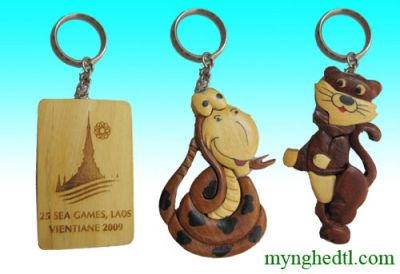 Wooden keychains, souvernirs, gifts…