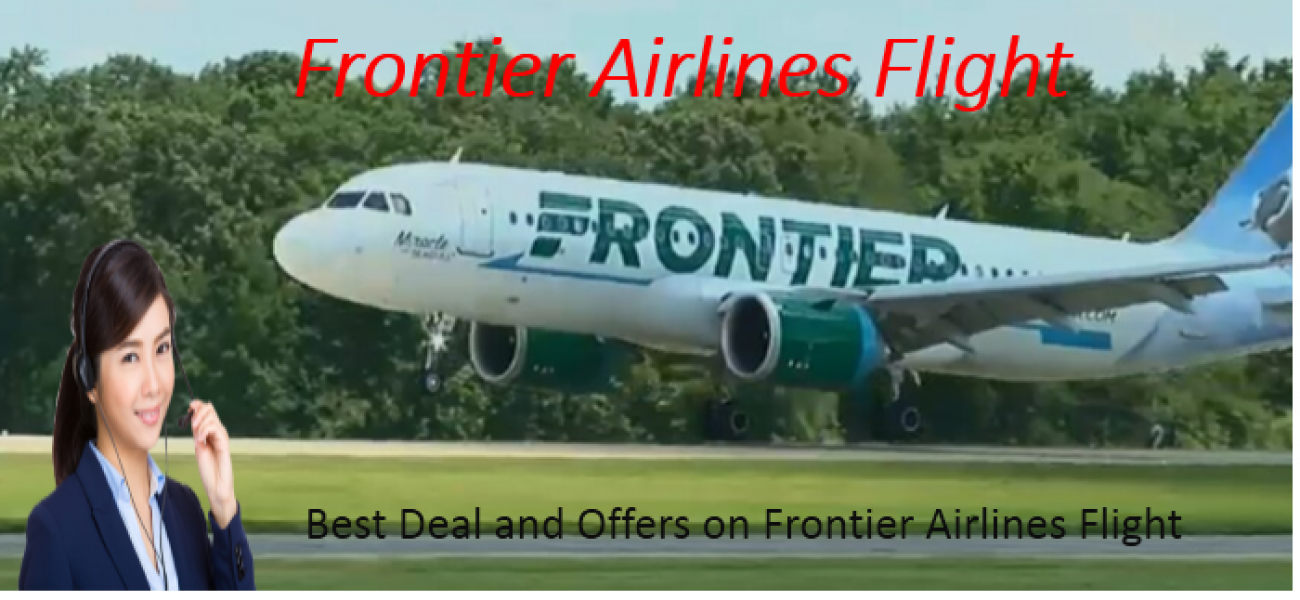 Contact Frontier Airlines For Cheap Flight Booking