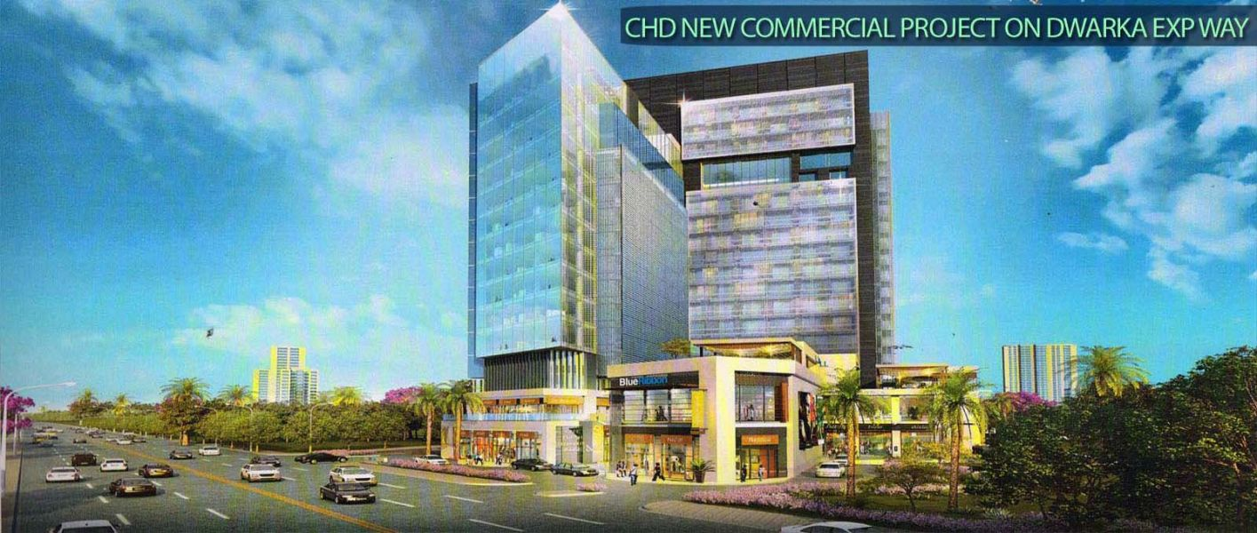 CHD Eway Tower New Commercial Project in Gurgaon