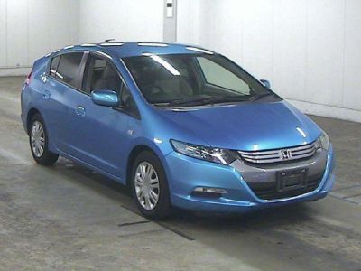 Secondhand Honda Insight 2009 Models From Japan