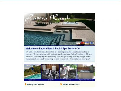 Ladera Ranch Pool and Spa Service and Repair Co.