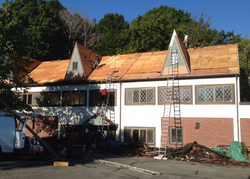 Berlin Roofing Company | GAF-Certified Installers