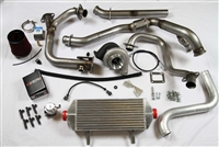 Jeep Turbo Kits and Jeep Performance Parts