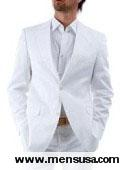 Get The White Outfit For Men