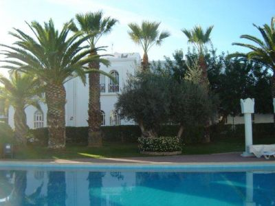 3 bedroom penthouse with garden and pool - Tavira Garden,Algarve , Portugal