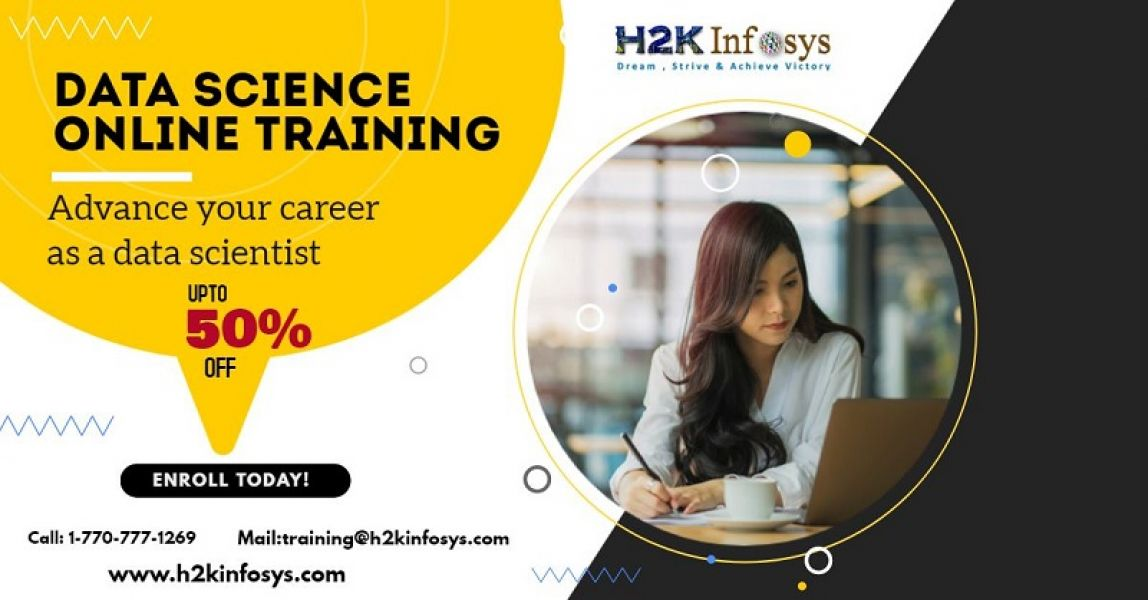 Data Science Training Online in USA