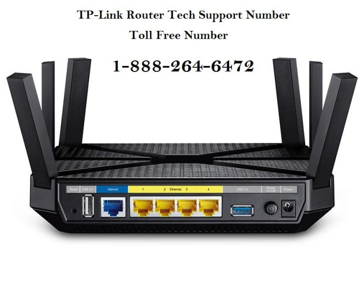 TP-link Router Tech Support Number 1-888-264-6472