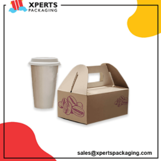 Get Custom Beverage Packaging Boxes with logo