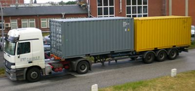 UNITAINER Trading - Brand new and used Shipping containers