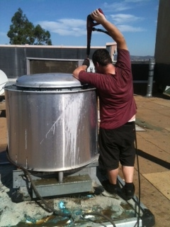 Commercial Kitchen Cleaning Service's by Supreme Air Duct Service's Escondido - Vista, CA
