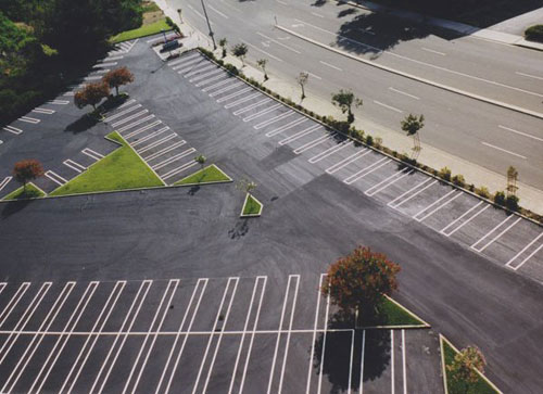 Sun City Commercial Asphalt Repair