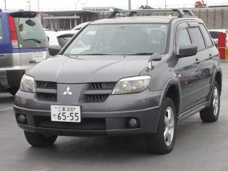 Seconhand Mitsubishi Airtrek 2002-2005 Models From Japan