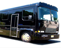 Stylish Luxurious Party Limo Bus Service San Diego, Los Angeles