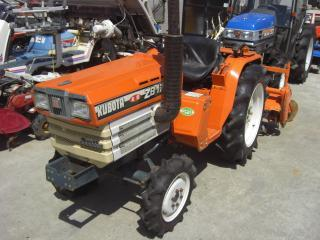 Used Kubota Tractors For Sale in Japan
