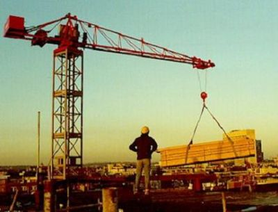 Construction Cranes and Parts for sale