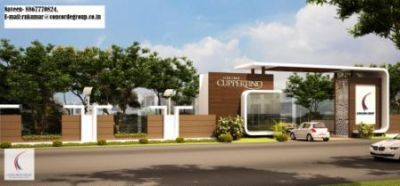 Concorde Cuppertino Villa- HI-END luxury villas for sale @Electronic city Phase-1