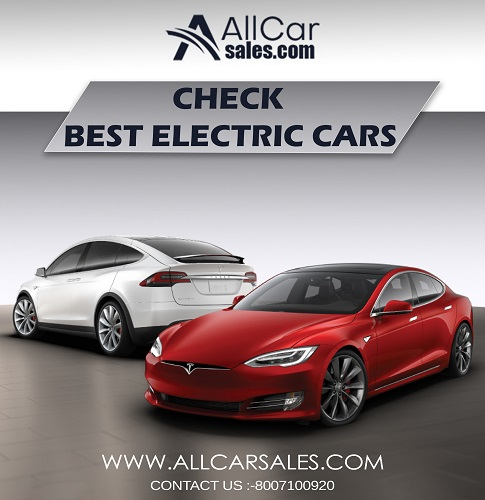 Best Electric Cars | All Car Sales