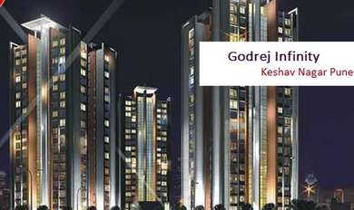 Godrej Infinity with Low Price Apartments in Pune