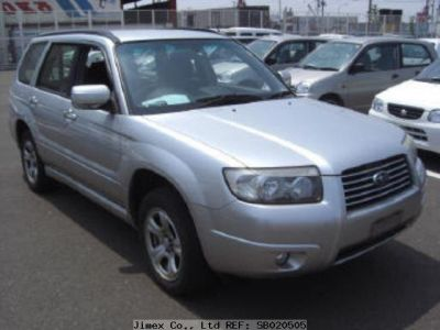 Secondhand Subaru Forester 2002-2008 Models For Sale