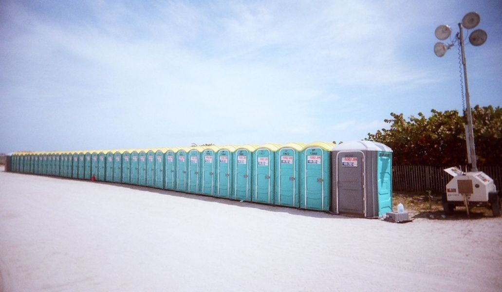 Rent as many as Portable Toilets You Require