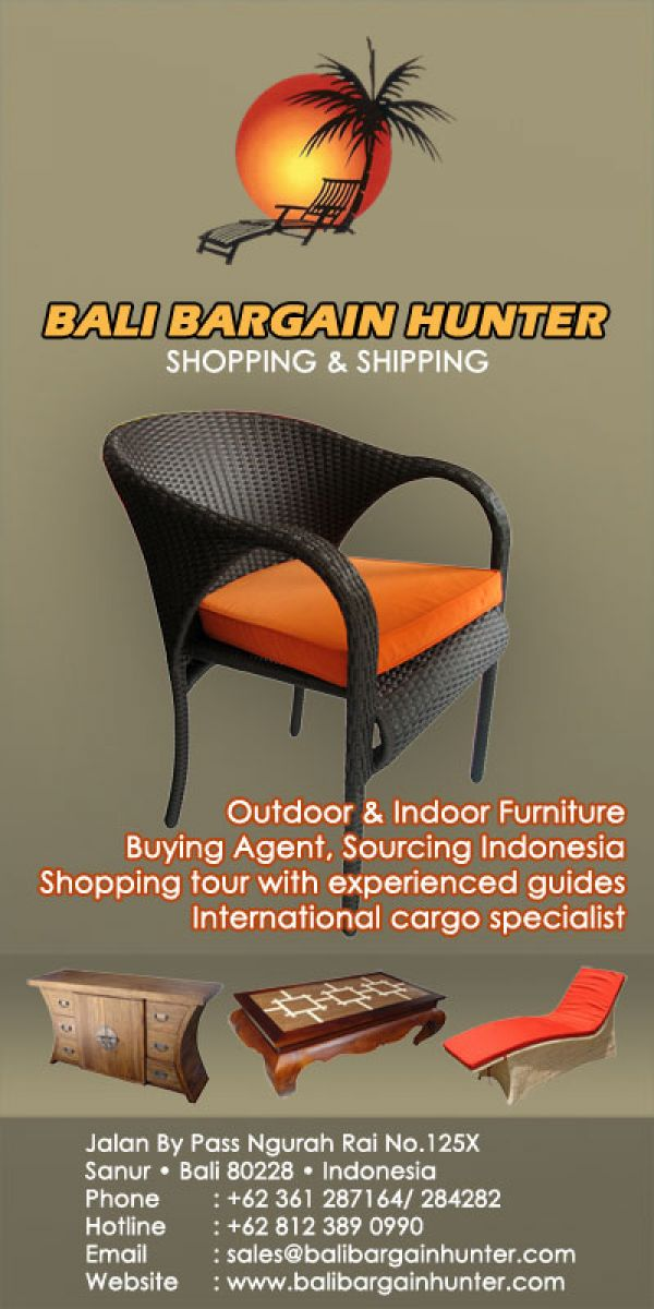 Wholesale Bali Furniture, Bali Furniture Manufacture, Bali Direct Furniture