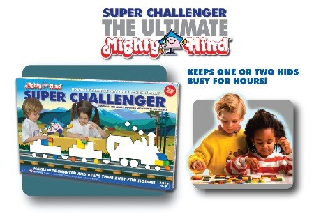 SUPER CHALLENGER FOR KIDS