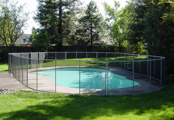 Swimming Pool Fence Tulare