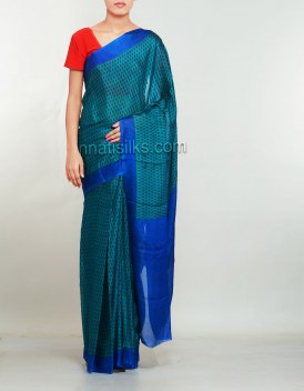Online shopping for pure bengal crepe silk saris by unnatisilks