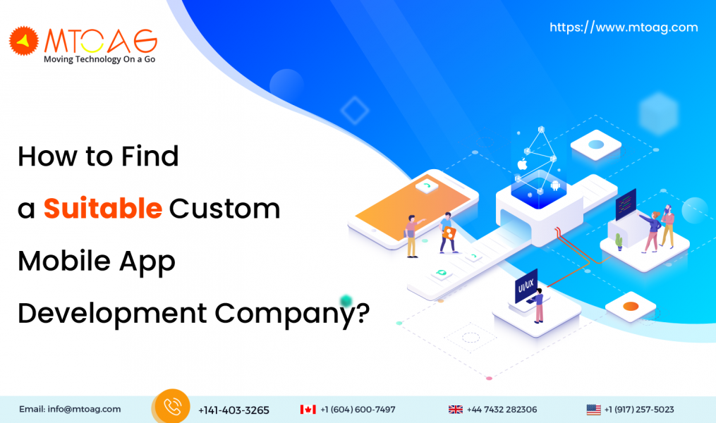 Custom Mobile App Development Company