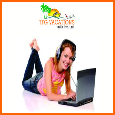 Dream of Earning huge income from home in Travel Company