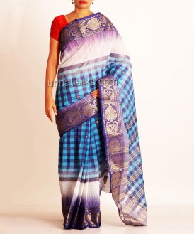 Online shopping for casual pure handloom cotton sarees by unnatisilks