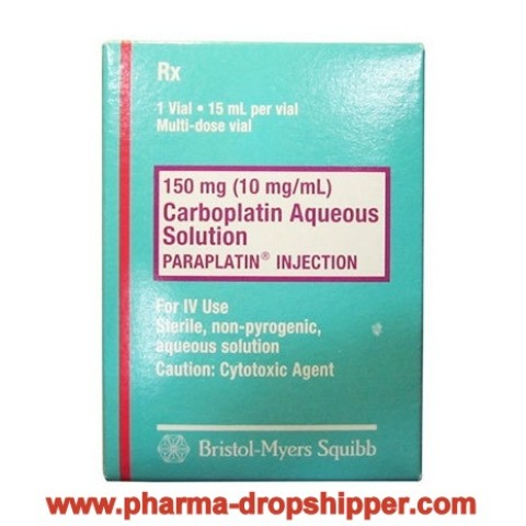 Paraplatin (Carboplatin 150mg 10ml Injection)