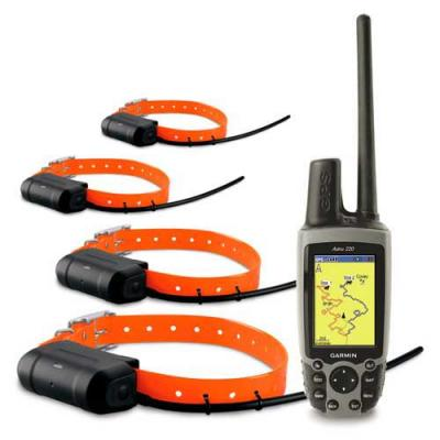 FOR SALE Brand New: Garmin Astro 220 Gps Dog Tracker + 4 Dc 40 Collars ...$450 usd