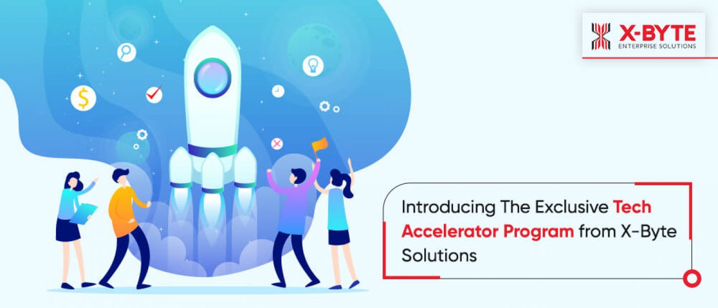 Best Startup Accelerator Program from X-Byte Enterprise Solutions