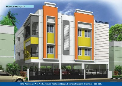 NEW RESIDENTIAL APPARTMENTS FOR SALE IN KARAYANCHAVADI