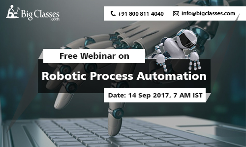 Absolutely free Demo on Robotic Process Automation (RPA)  Online training